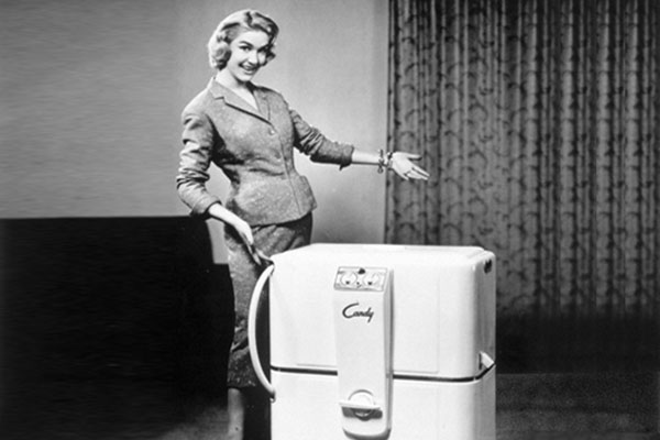 chi ha inventato la lavatrice